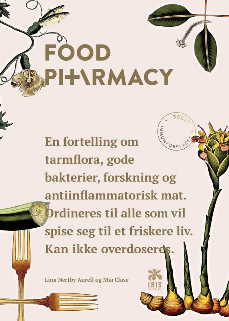 FOOD PHARMACY - Naturens apotek