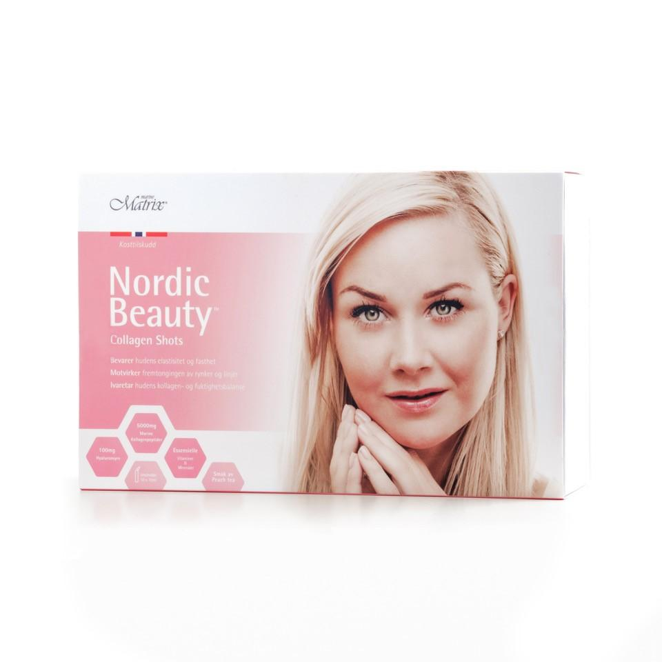 Nordic Beauty (Collagen Shots) - Naturens apotek