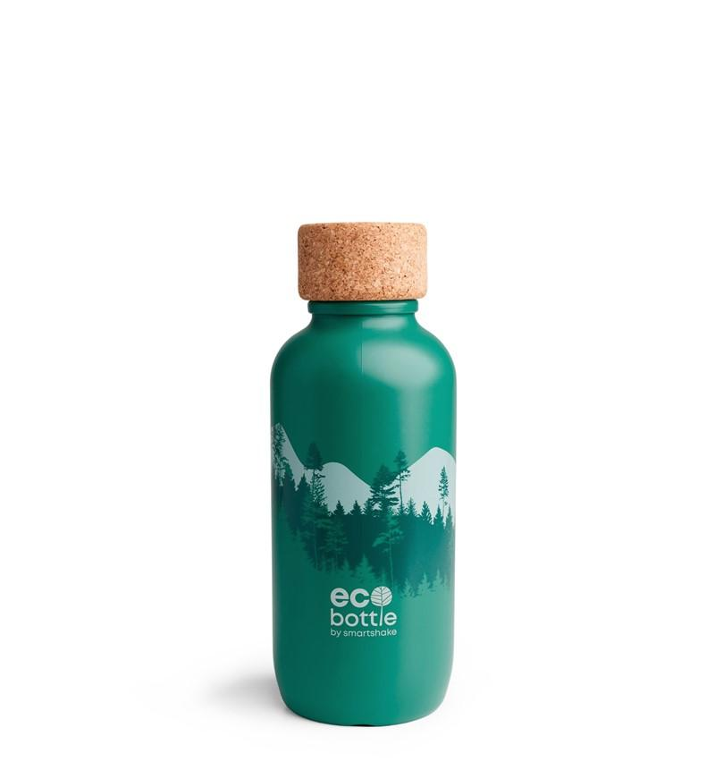 Smartshake ecobottle forest 650 ml - Naturens apotek