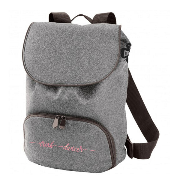 The Holographic Glitter Dancer Backpack