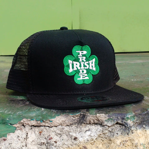 The Clover Trucker Cap