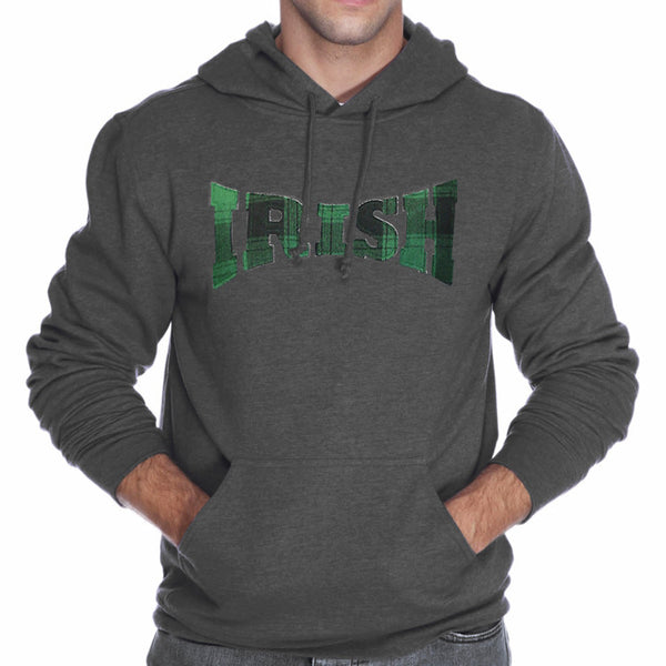 The Plaid Irish Hoodie
