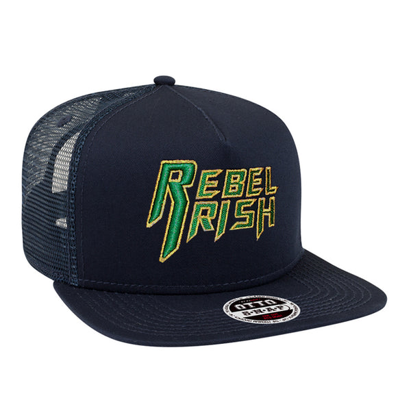 The Mesh Rebel Cap