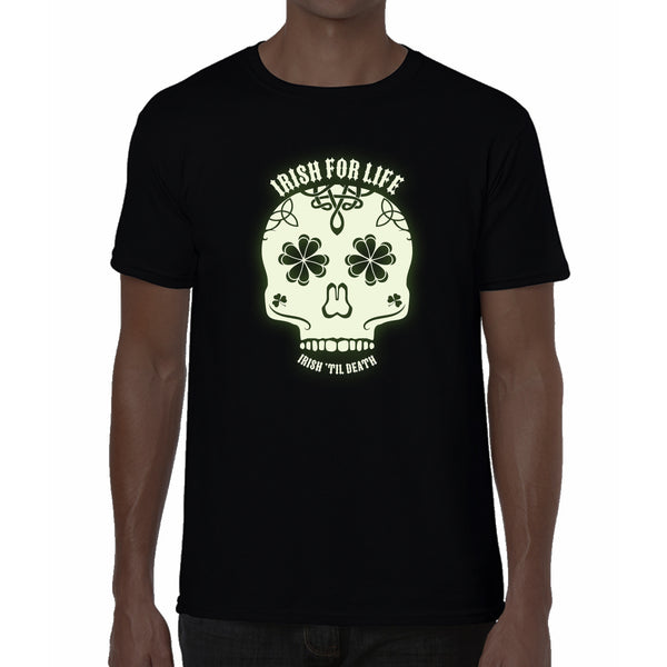 The Glowing Skull Tee