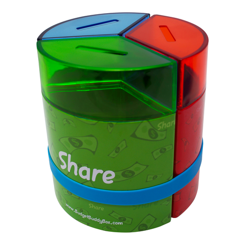 Save Share Spend Jar