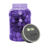 Digital Coin Bank Jar