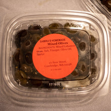Load image into Gallery viewer, Za'atar Spiced Olives (Contains pits)