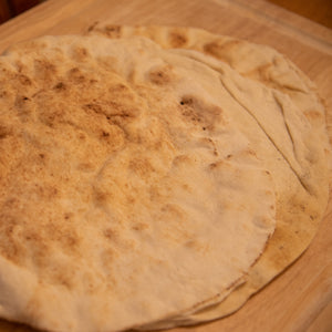 Pita Bread (3 large pieces)
