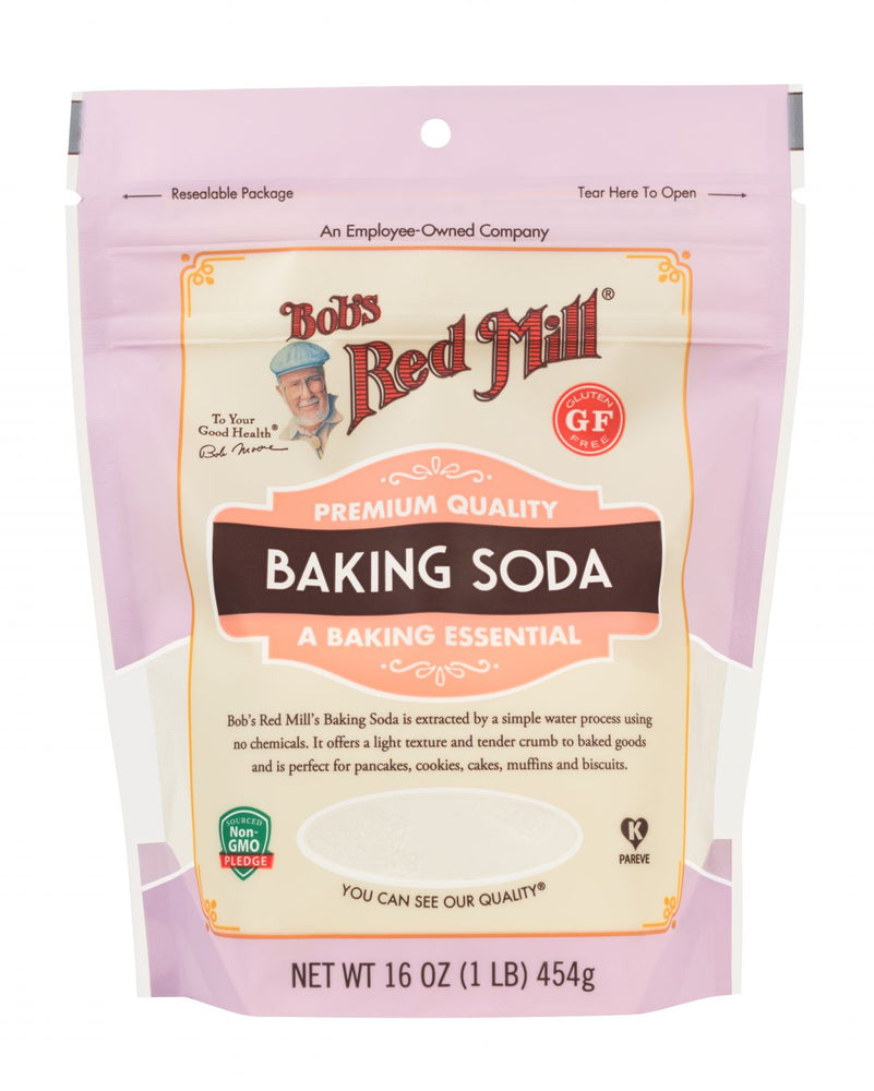 Baking Soda (16 oz)
