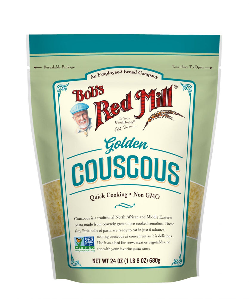 Golden Couscous (24 oz)