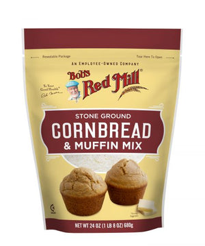 Load image into Gallery viewer, Cornbread Muffin Mix (24 oz)