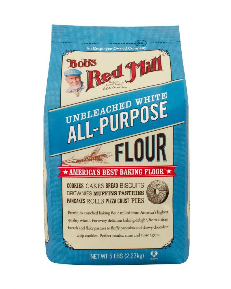 Unbleached All-Purpose White Flour