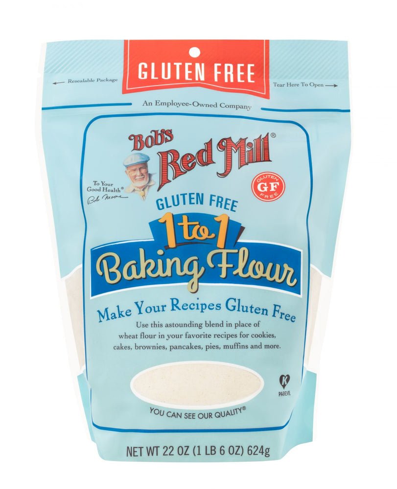 Load image into Gallery viewer, Gluten-Free 1-to-1 Baking Flour (22 oz)