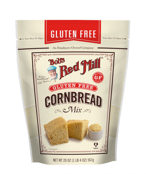 Load image into Gallery viewer, Gluten-Free Cornbread Muffin Mix (20 oz)