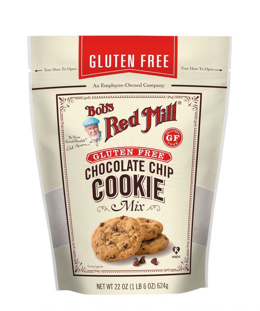 Gluten-Free Chocolate Chip Cookie Mix (22 oz)