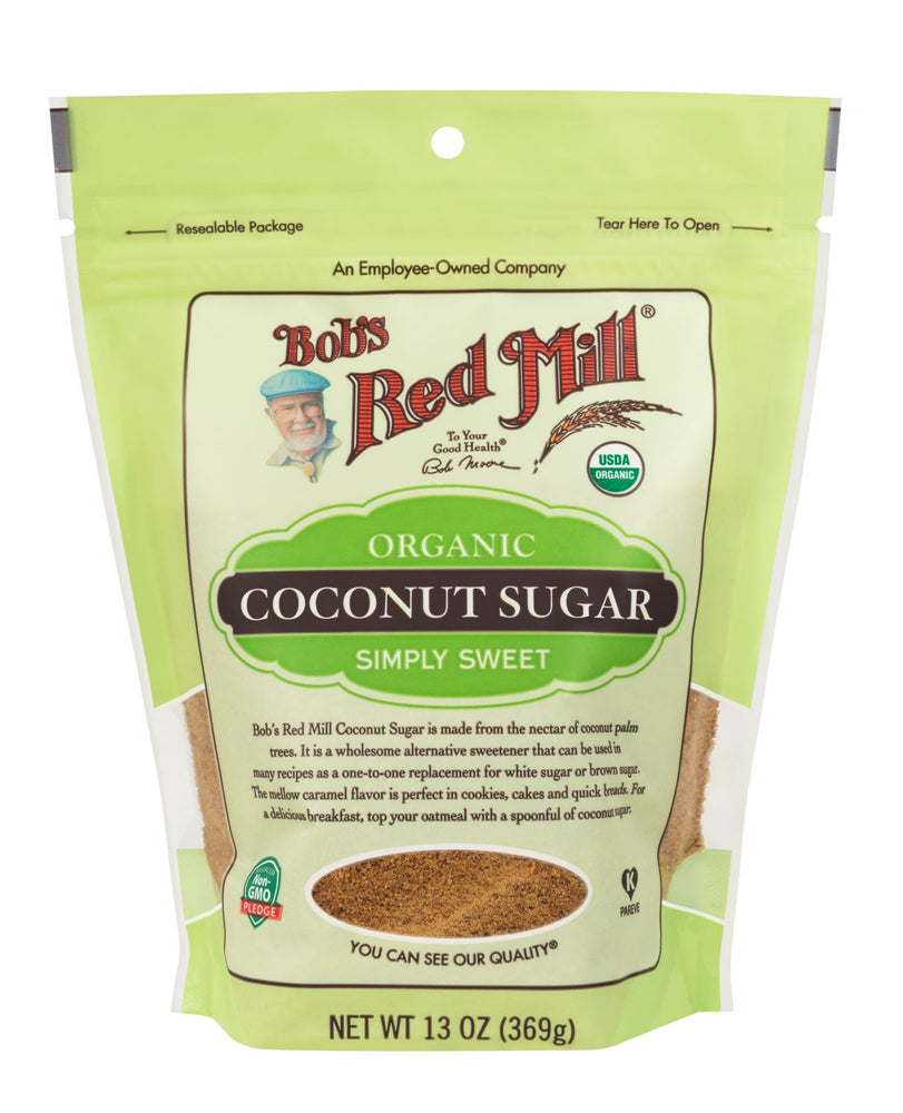 Organic Coconut Sugar (13oz)