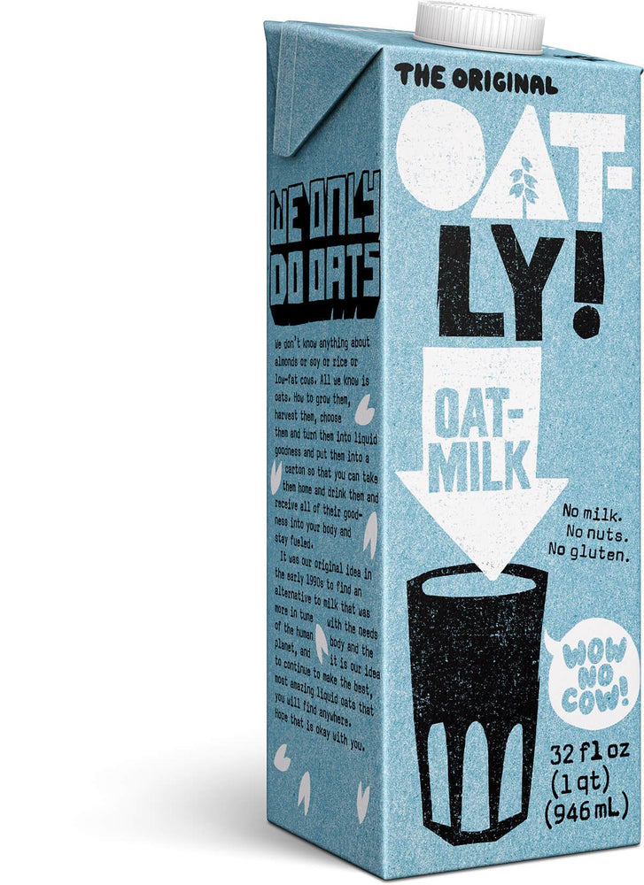 Oatly Oat Milk - Original (Various Sizes)