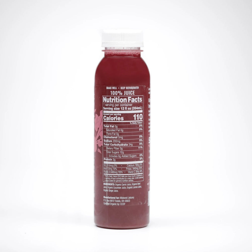 Load image into Gallery viewer, Organic Beets by Midwest Juice