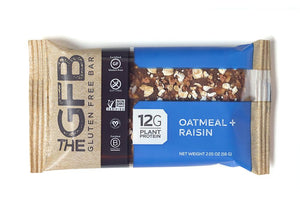Load image into Gallery viewer, Oatmeal Raisin Bar - 2.05 oz