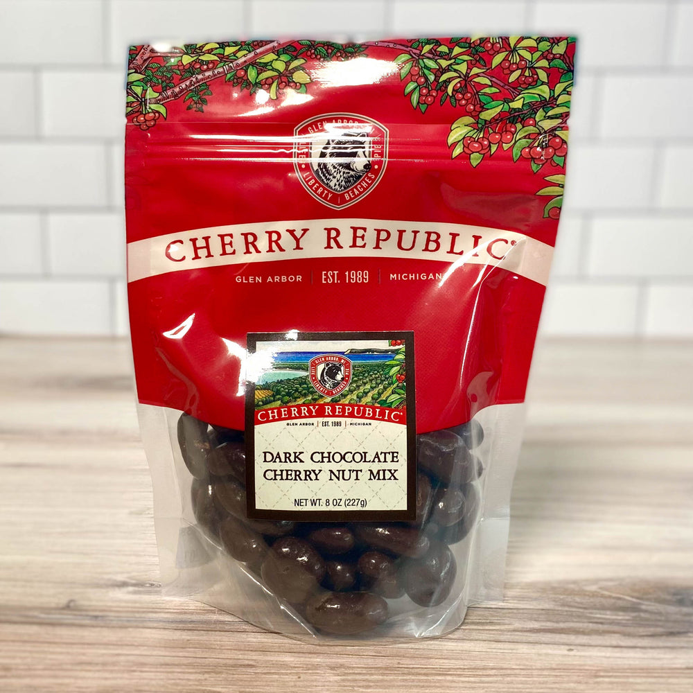 Dark Chocolate Cherry Nut Mix - 8 oz