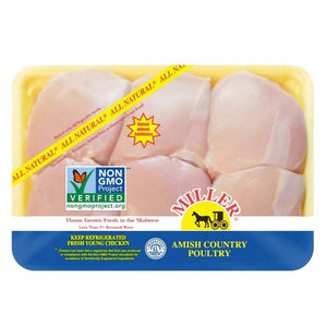Load image into Gallery viewer, Chicken Thighs, Frozen - Boneless, Skinless (1-1.2 lbs)
