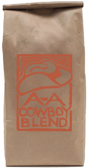 Load image into Gallery viewer, Organic Coffee Beans - AA Cowboy (Light Roast)