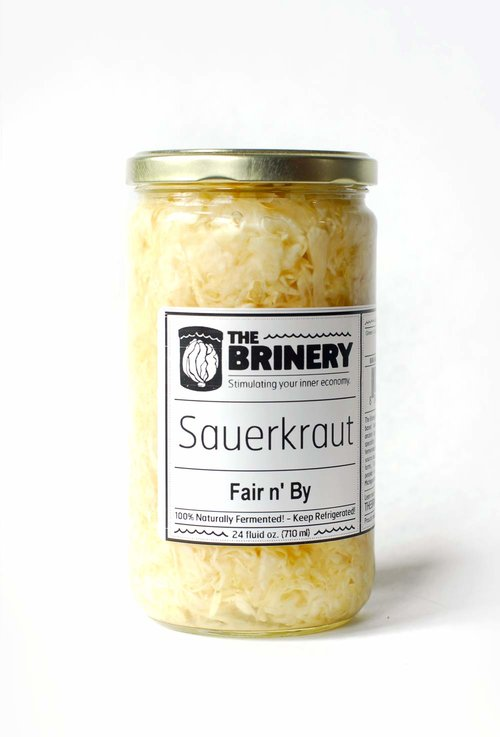 Load image into Gallery viewer, Sauerkraut - Fair n' By