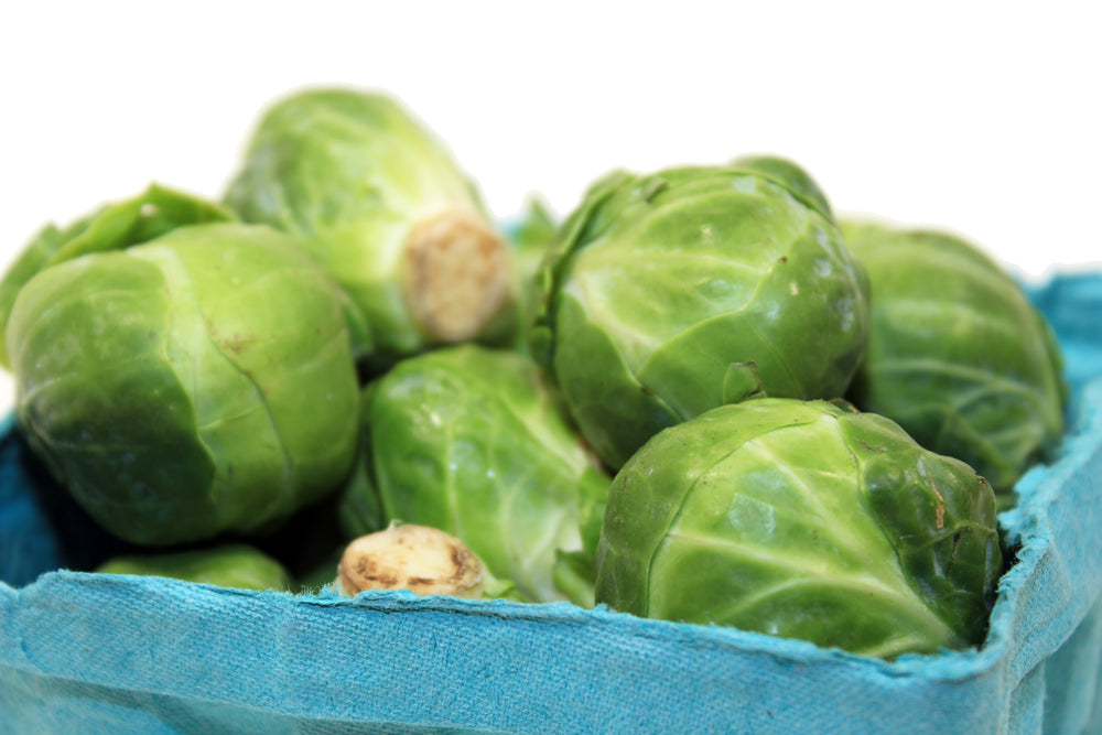 Organic Brussels Sprouts (0.9-1.1 lbs)