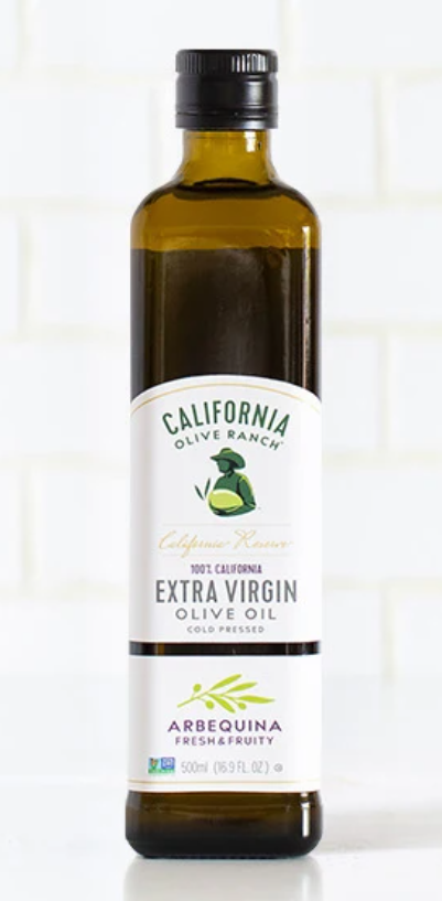 Arbequina Olive Oil (500ml)
