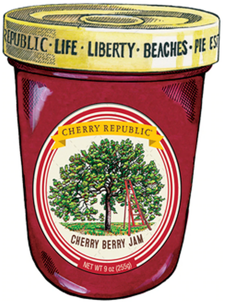 Load image into Gallery viewer, Cherry Berry Jam - 8.5 oz