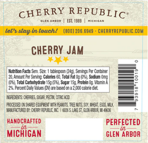 Load image into Gallery viewer, Cherry Jam - 8.5 oz