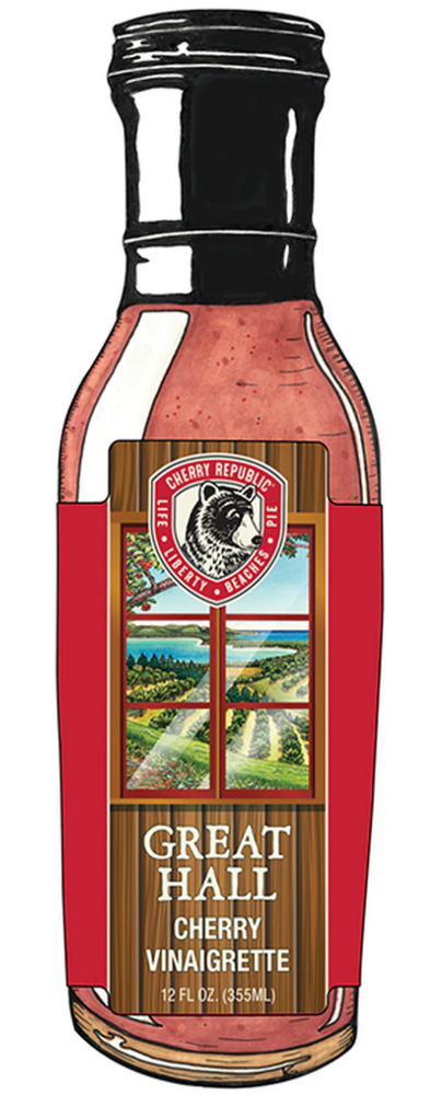 Load image into Gallery viewer, Cherry Vinaigrette - 12 oz