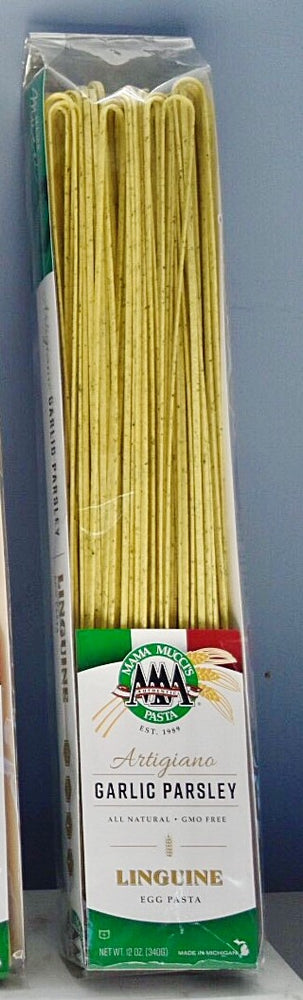 Dry Garlic Parsley Linguine - 12oz