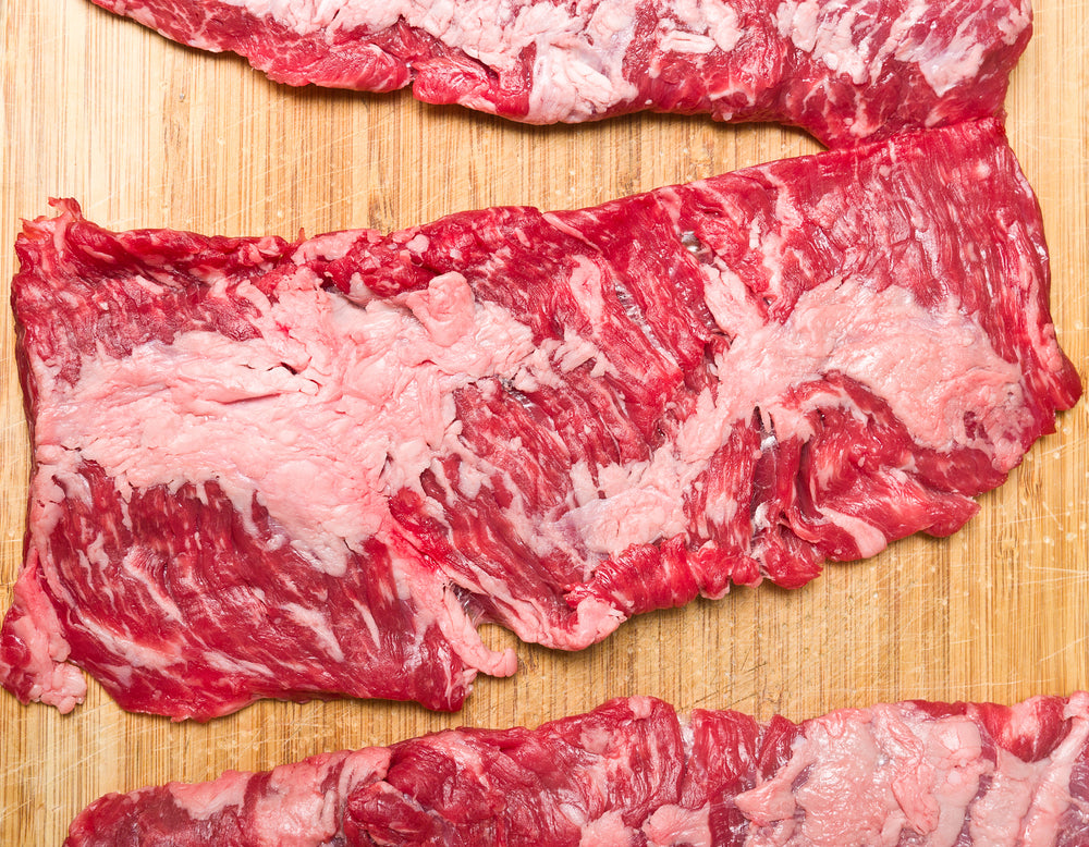 Organic Skirt Steak, Frozen (0.6-0.8 lb)