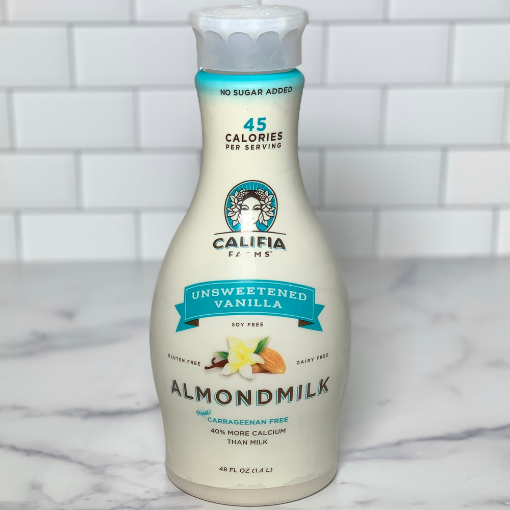 Load image into Gallery viewer, Almond Milk, Unsweetened Vanilla (48 oz)