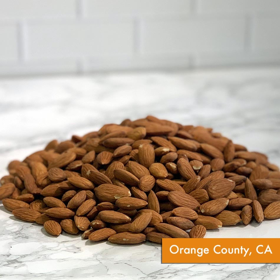 Organic Roasted & Salted Almonds (~1 lb)