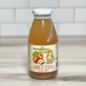 Load image into Gallery viewer, Organic Apple Juice (10 oz)