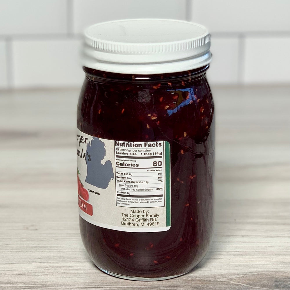 Load image into Gallery viewer, Raspberry Jam (20 oz)