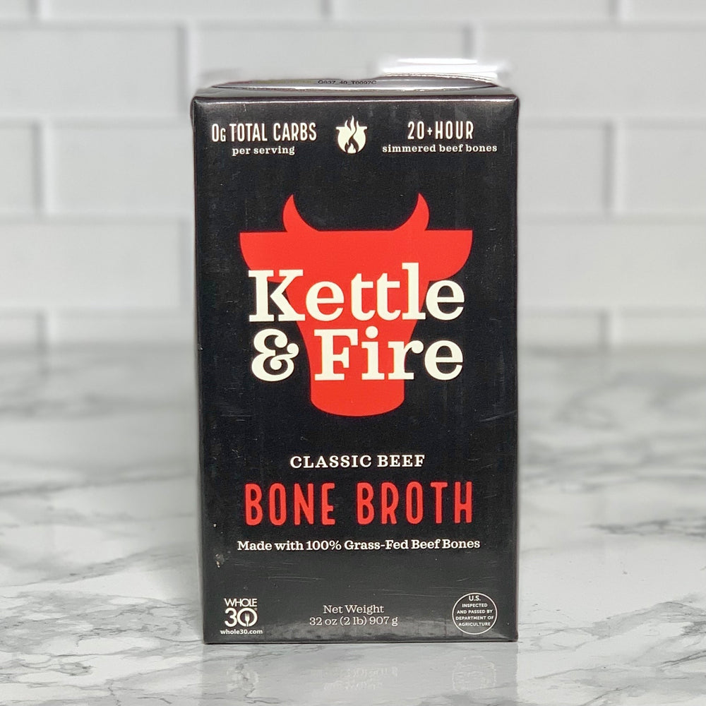 Beef Bone Broth (Various Sizes)