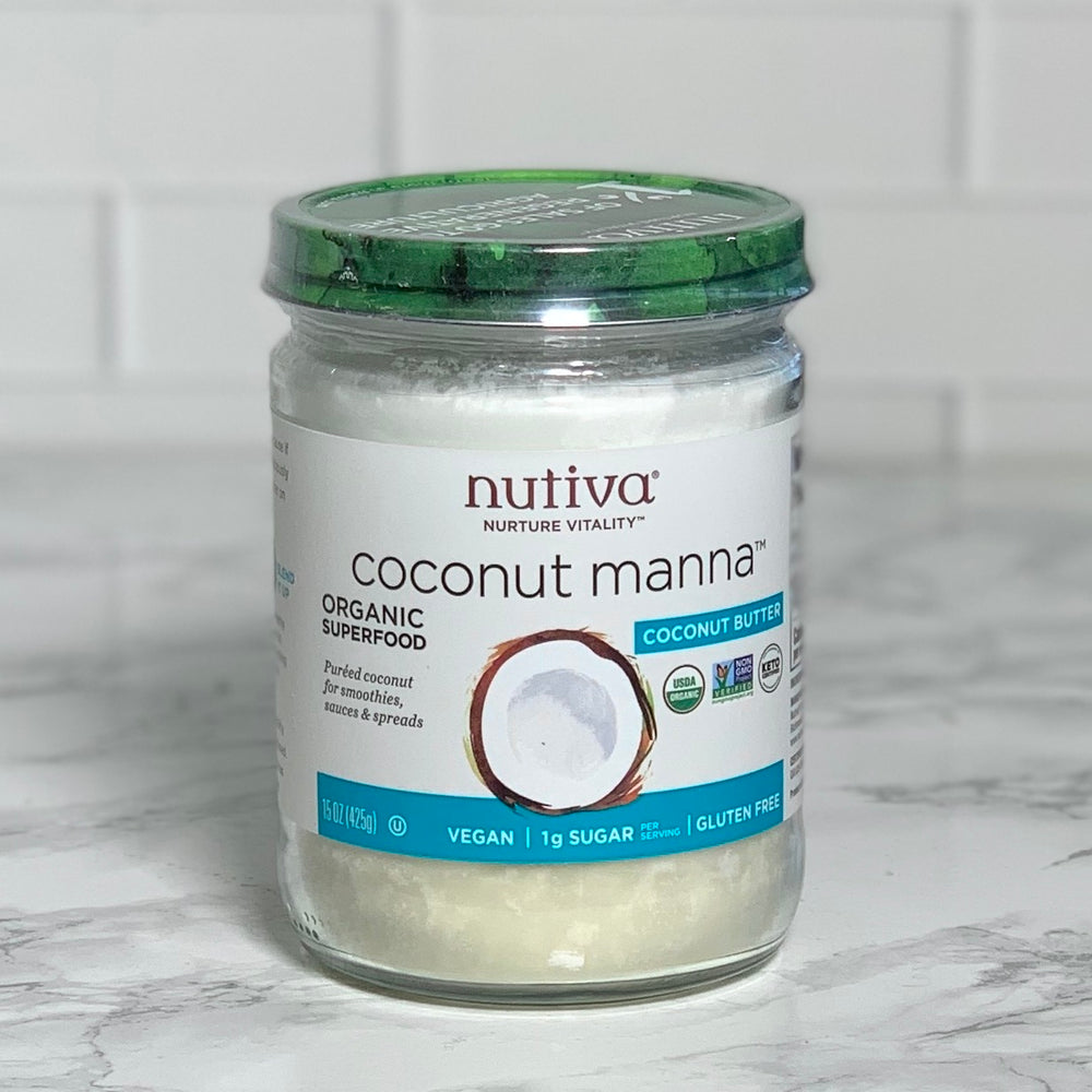 Load image into Gallery viewer, Organic & Fair-Trade Coconut Manna/Butter (Various Sizes)