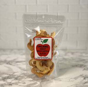 Load image into Gallery viewer, Organic Dried Apples (Various Sizes)