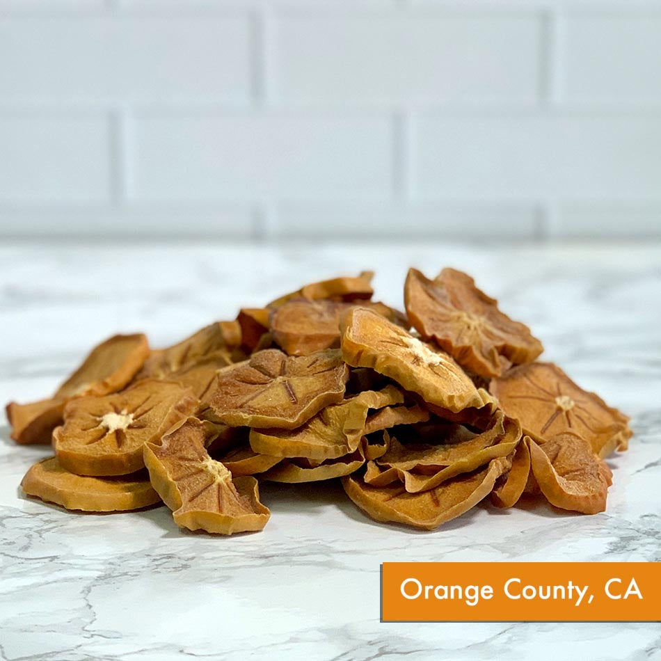 Organic Dried Persimmons (~4 oz)