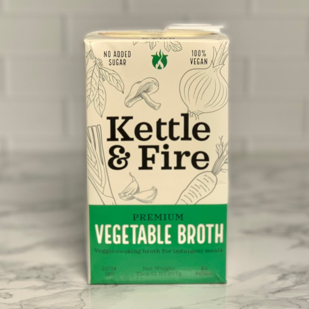 Premium Vegetable Broth (32 oz)