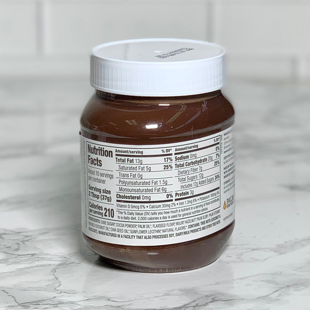 Load image into Gallery viewer, Organic Classic Hazelnut Spread (13 oz)