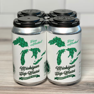 Load image into Gallery viewer, Sparkling Hop Water, Non-Alcoholic (4-Pack)