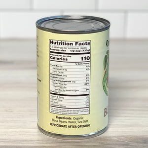 Load image into Gallery viewer, Organic Canned Black Beans