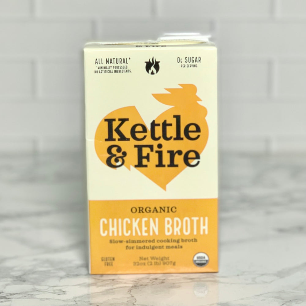 Load image into Gallery viewer, Organic Chicken Broth (32 oz)