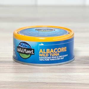 Load image into Gallery viewer, Wild Albacore Tuna (5 oz)