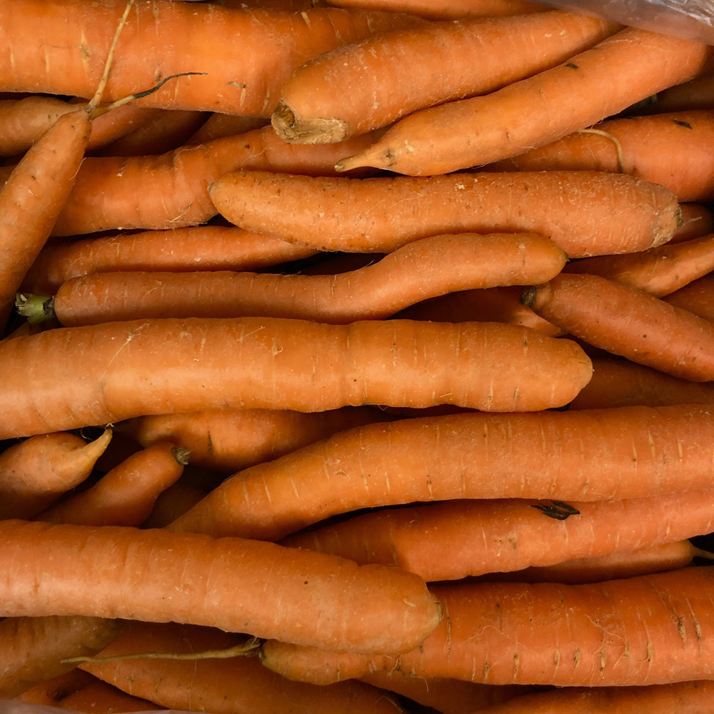 Carrots, Bunched (1.0 - 1.3 pounds)
