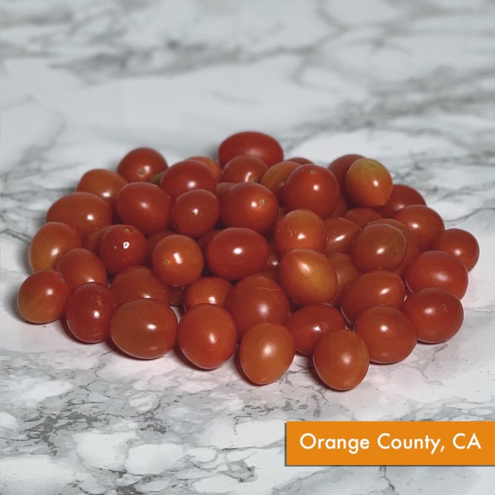 Organic Grape Tomato (~12 oz)